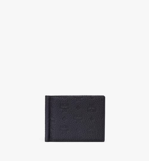 Money Clip Wallet in Tivitat Leather
