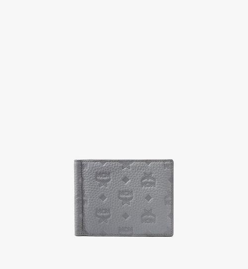 Tivitat Money Clip Wallet in Monogram Leather