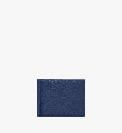 Brieftasche aus Tivitat-Leder mit Geldscheinklammer