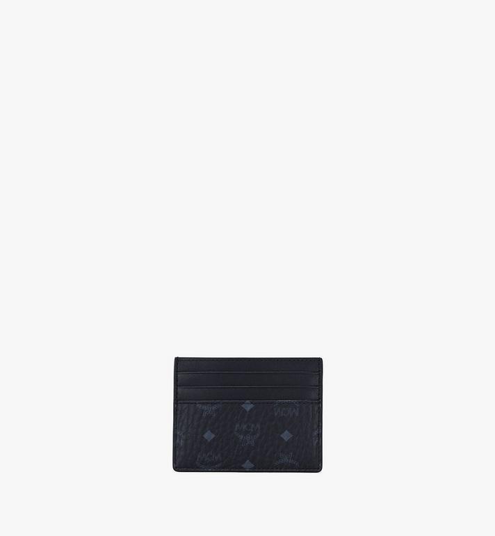 MCM 〈ヴィセトス オリジナル〉マネークリップ カードケース Black MXCAAVI02BK001 Alternate View 4