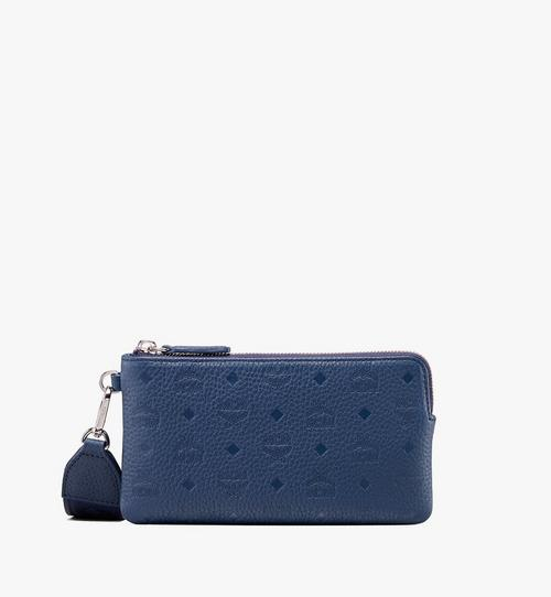 Tivitat Tech Pouch in Monogram Leather