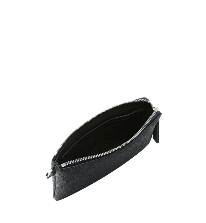 MCM 뉴 빅 로고 테크 파우치 Black MXE9SBM01BK001 Alternate View 4