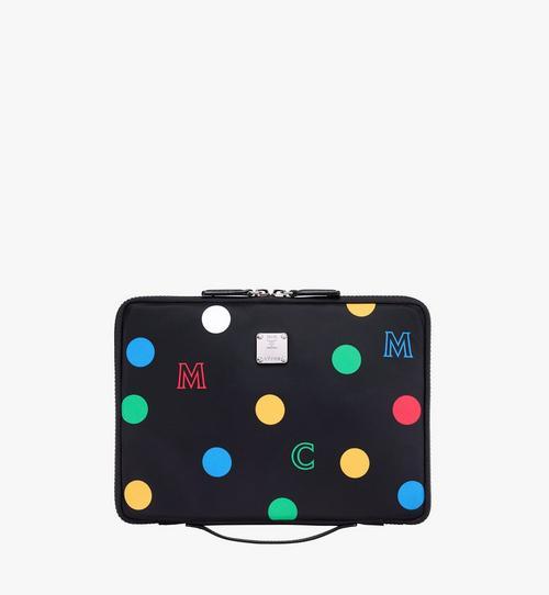 11インチiPad ケース - ポルカドット ナイロン