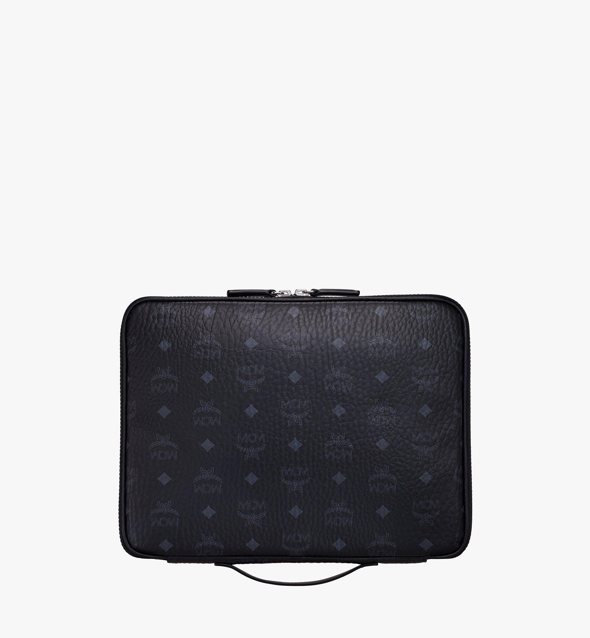 MCM Visetos Original 13 吋 iPad 保護套 Black MXEAAVI03BK001 更多視圖 2