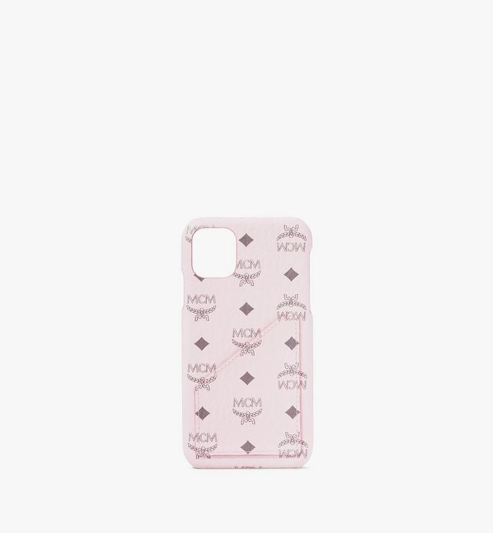 MCM iPhone 11 Case in Visetos Original Alternate View