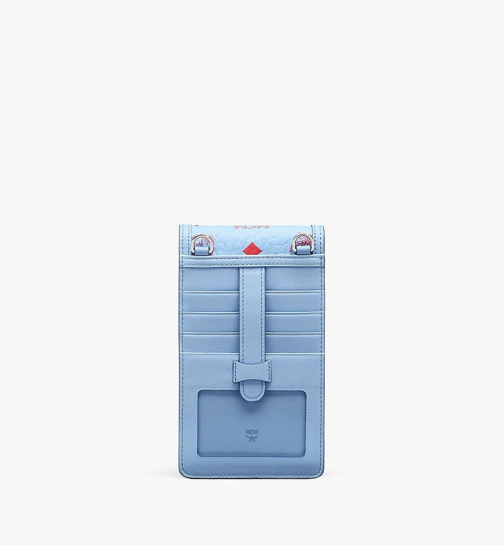 MCM Smartphonehülle in Visetos mit Schlüsselband Blue MXEASVI01H2001 Noch mehr sehen 2