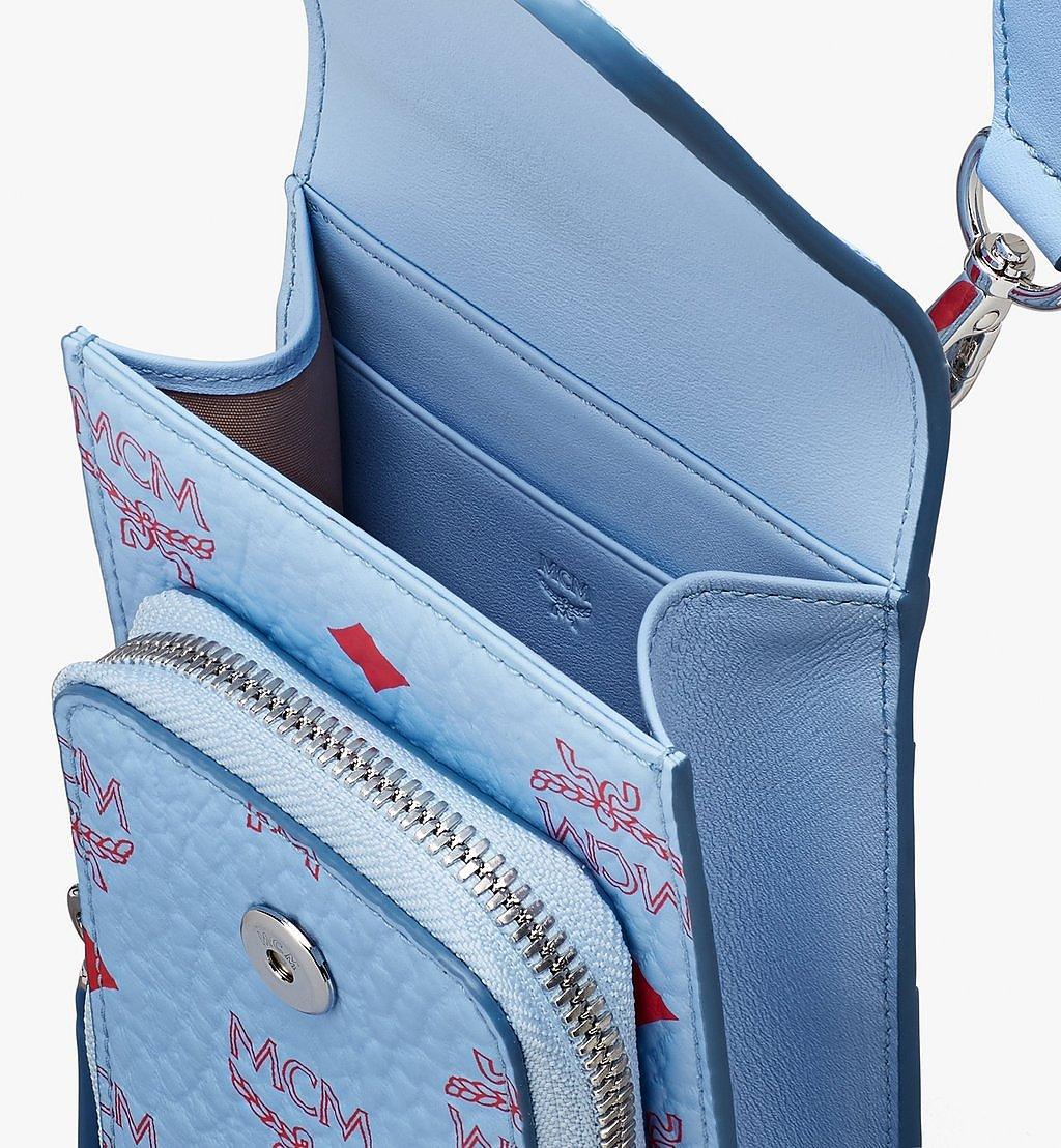 MCM Smartphonehülle in Visetos mit Schlüsselband Blue MXEASVI01H2001 Noch mehr sehen 3