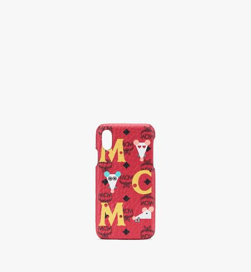 Year Of The Mouse iPhone X/XS Case