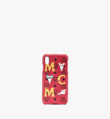 MCM Year Of The Mouse 아이폰 XS Max 케이스 Alternate View
