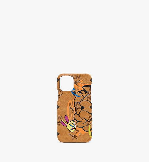 MCM x SAMBYPEN iPhone 12/12 Pro Case in Visetos