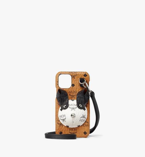 Coque lapin pour iPhone11Pro en Visetos