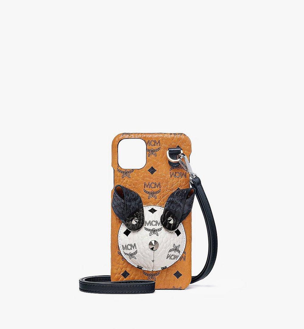 MCM Visetos兔子iPhone 11 Pro Max保护套 White MXEBSMM02WT001 更多视角 1