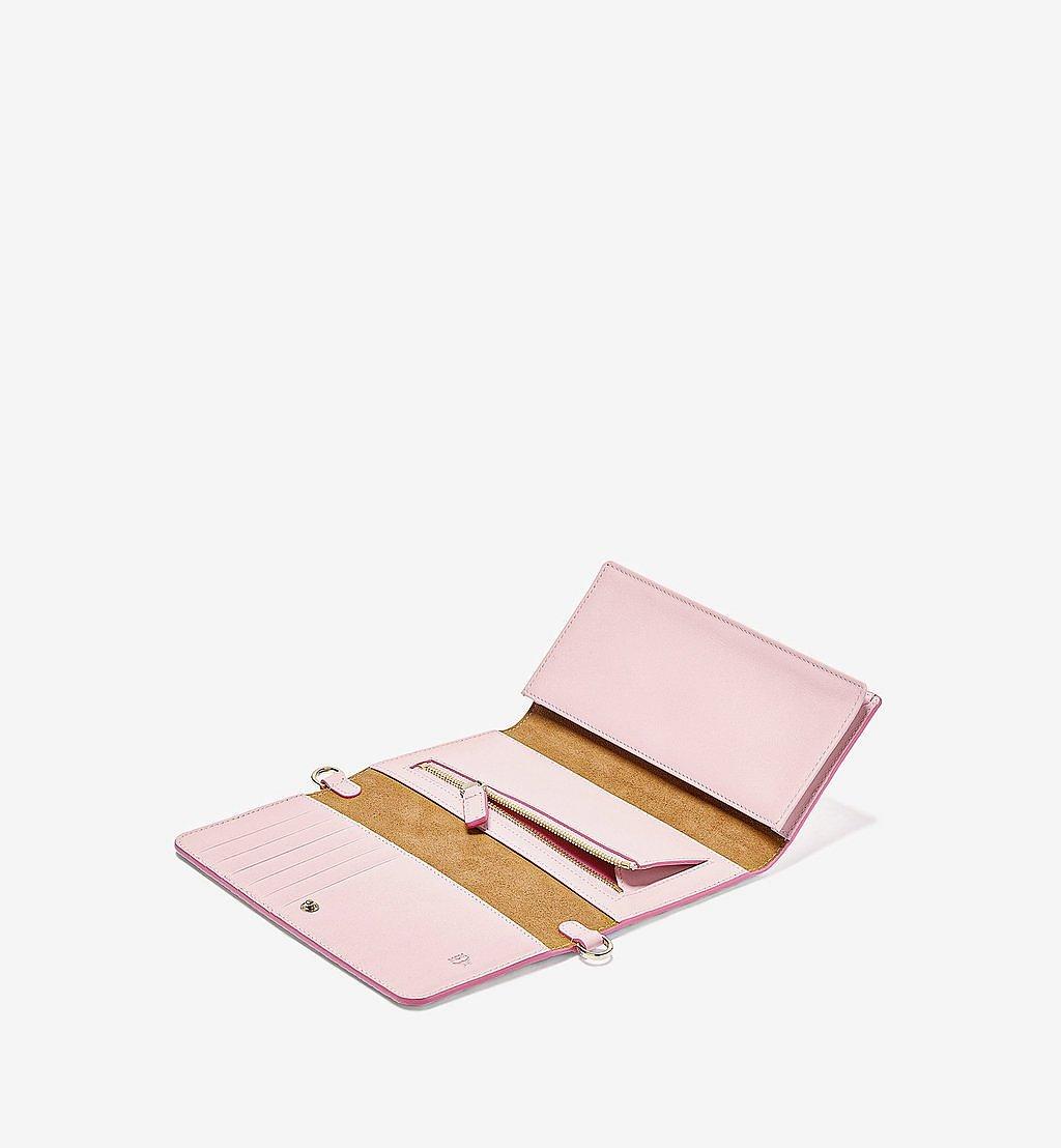 MCM Crossbody-Smartphonehülle in Visetos Original Pink MXEBSVI01QH001 Noch mehr sehen 1