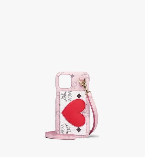 iPhone 11 Pro ケース - バレンタイン ヴィセトス レザー ミックス