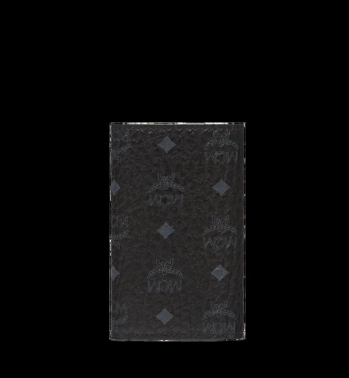 MCM モノグラム 三つ折りキーケース Black MXK8SVI34BK001 Alternate View 3