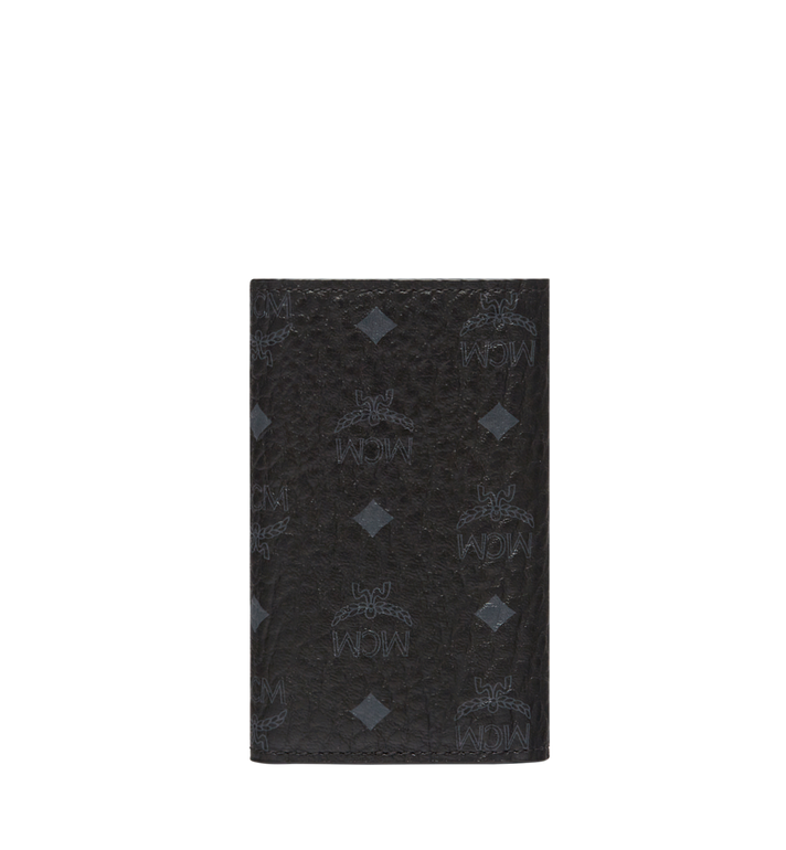 MCM 비세토스 오리지널 키 3단 지갑 MXK8SVI34BK001 AlternateView3