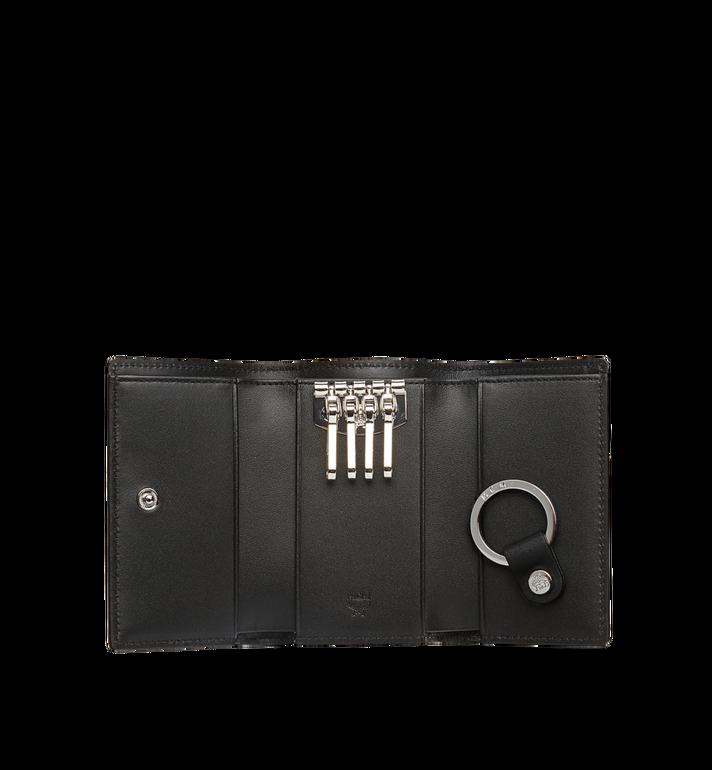 MCM モノグラム 三つ折りキーケース Black MXK8SVI34BK001 Alternate View 4