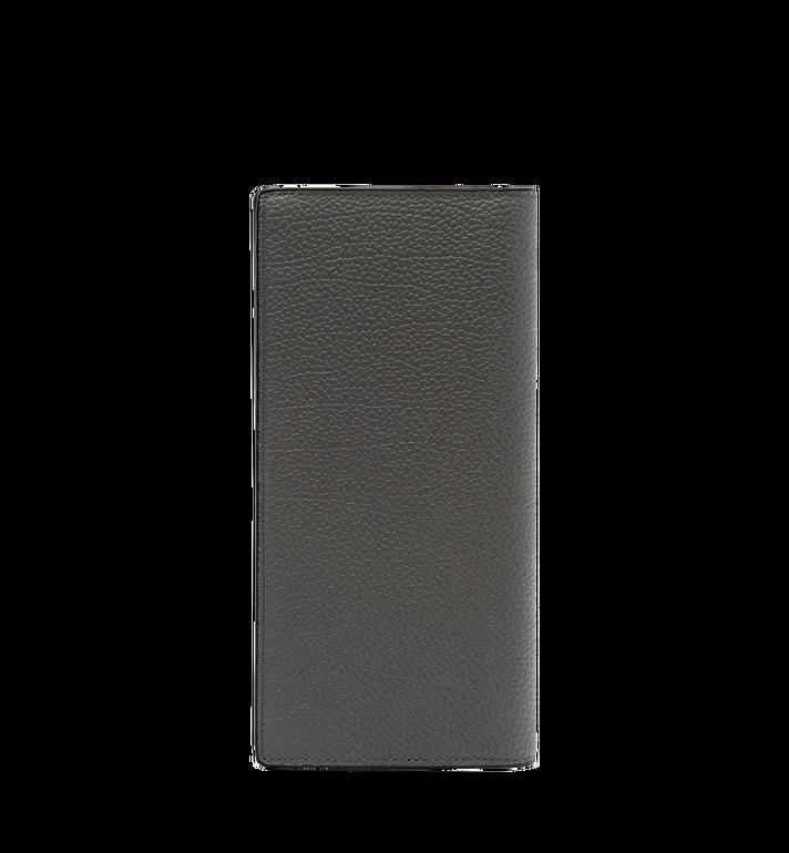 MCM Ottomar Long Bifold Wallet in Grained Leather MXL7SOT02EC001 AlternateView3