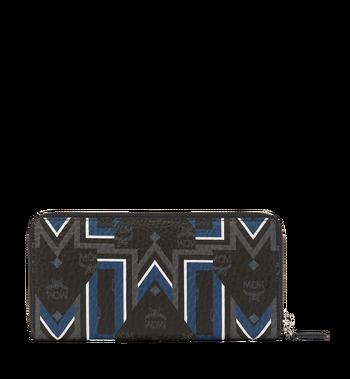 MCM 스타크 군타 M 비세토스 지퍼 장지갑 MXL8SVE51BK001 AlternateView3