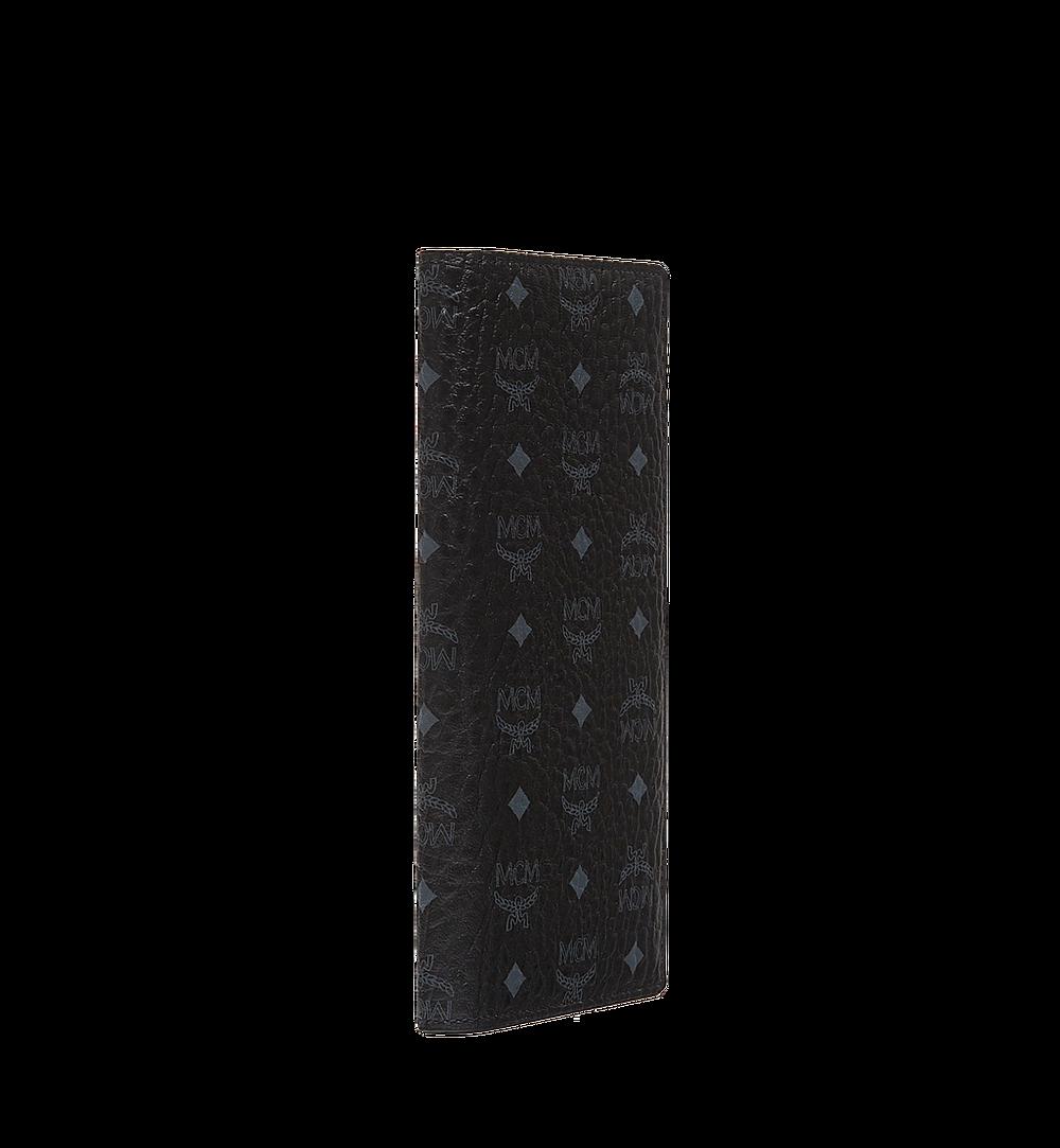 MCM 비세토스 오리지널 2단 장지갑 Black MXL8SVI70BK001 다른 각도 보기 1
