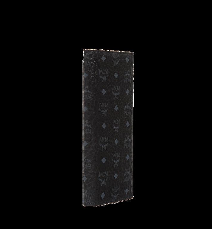 MCM Long Bifold Wallet in Visetos Original MXL8SVI70BK001 AlternateView2