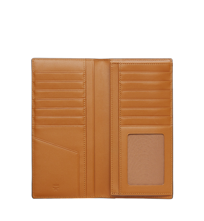MCM Long Bifold Wallet in Visetos Original Alternate View 4