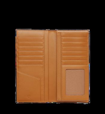 MCM Long Bifold Wallet in Visetos Original Alternate View 4