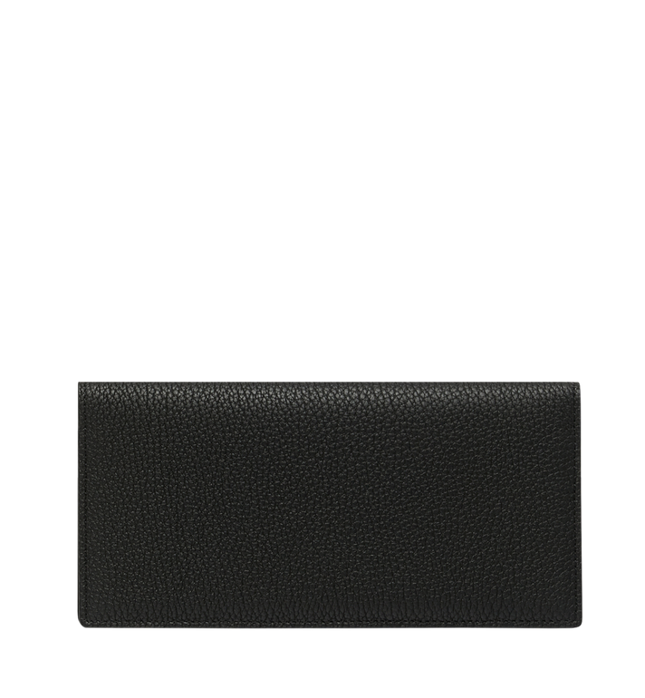 MCM 뉴 빅 로고 2단 장지갑 Black MXL9SBM02BK001 Alternate View 3