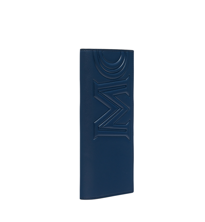 MCM MCM 인젝션 로고 2단 장지갑 Navy MXL9SCL01VA001 Alternate View 2