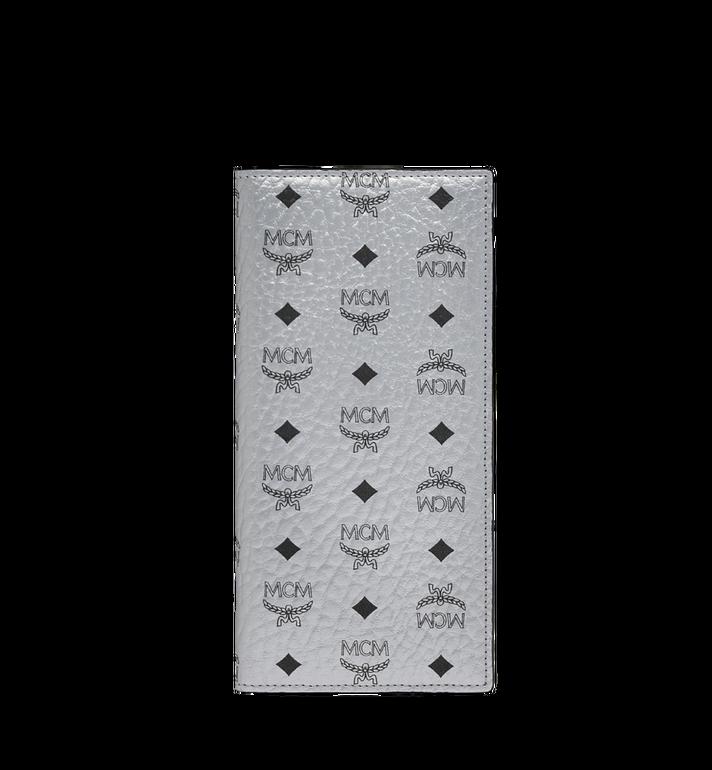 MCM Long Bifold Wallet in Visetos Original MXL9SVI70SB001 AlternateView