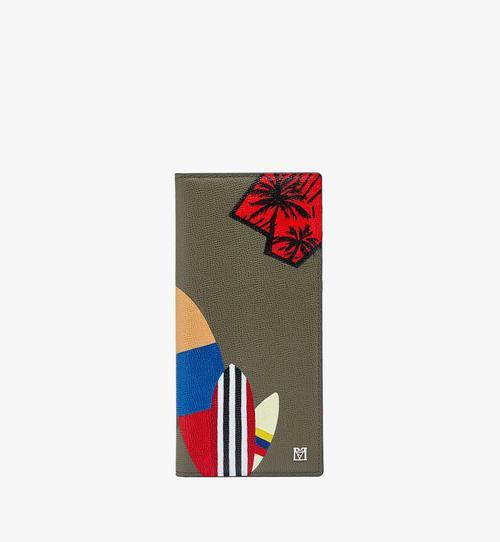 하와이 업사이클링 프로젝트 메나 콘티넨탈 지갑