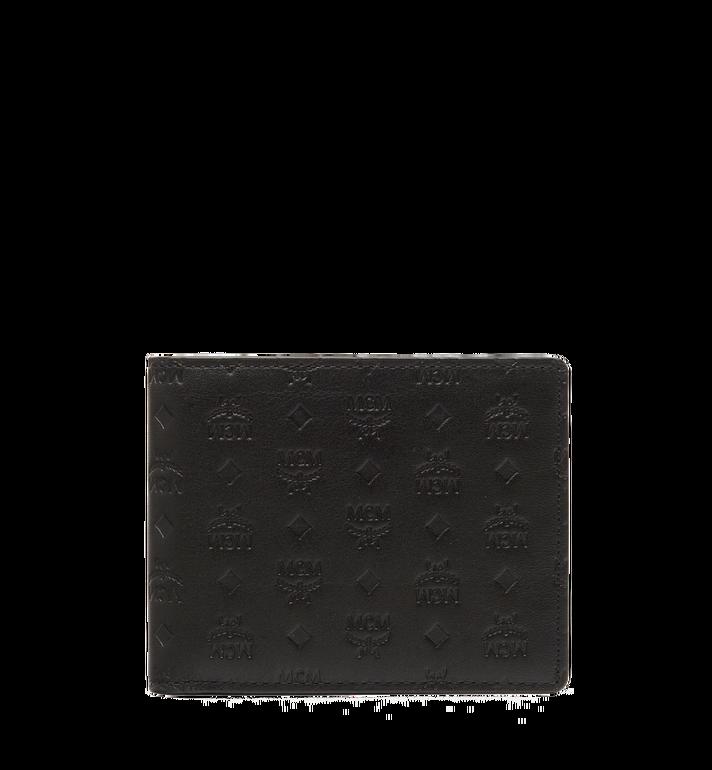 MCM Sigmund Bifold Wallet in Monogram Leather Alternate View