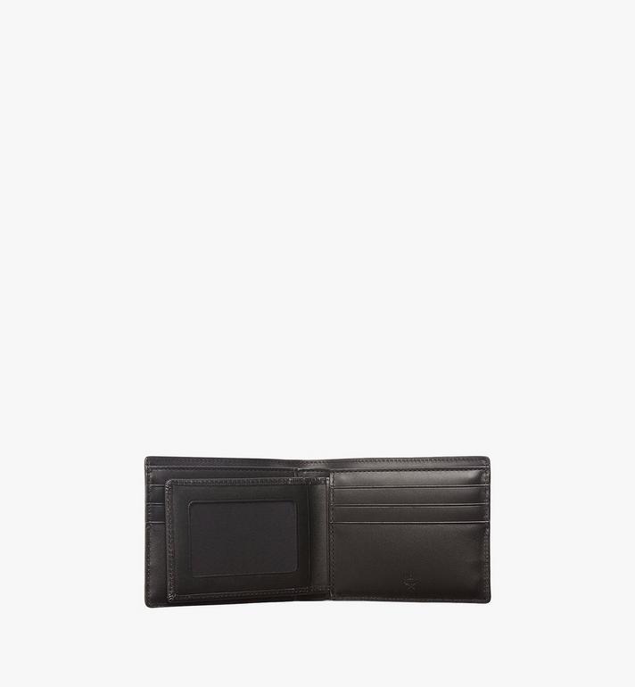 MCM Claus Bifold Wallet in Visetos Cognac MXS6AVI35CO001 Alternate View 4