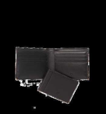 MCM Claus gefaltete Brieftasche in Visetos MXS6AVI35CO001 AlternateView5