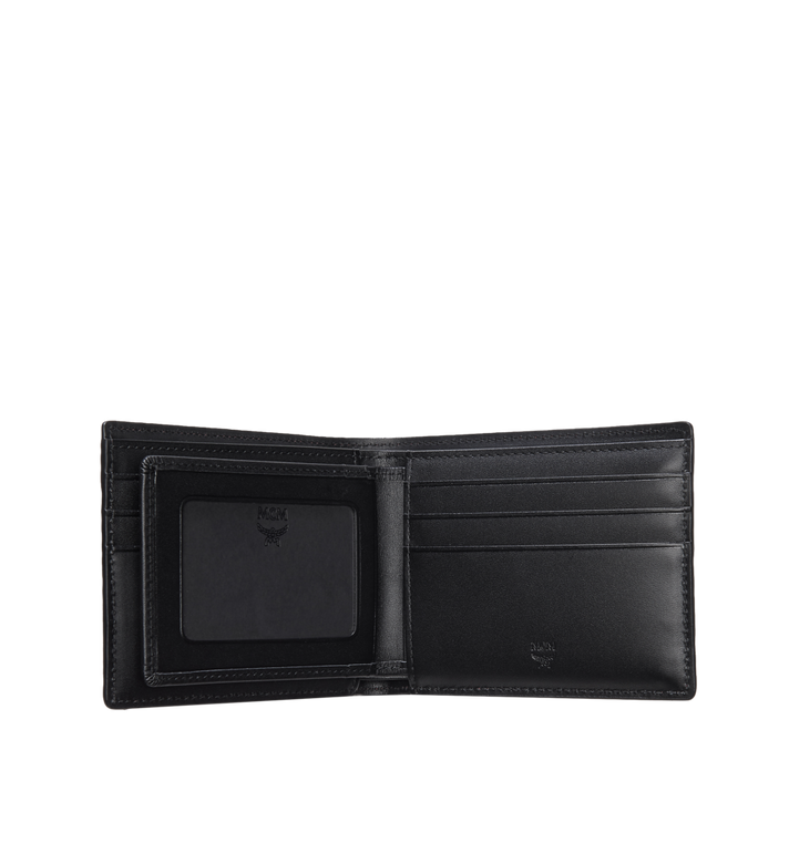 MCM Claus Bifold Wallet in Visetos MXS7AVI35RU001 AlternateView3