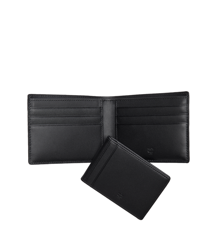MCM Claus Bifold Wallet in Visetos MXS7AVI35RU001 AlternateView4