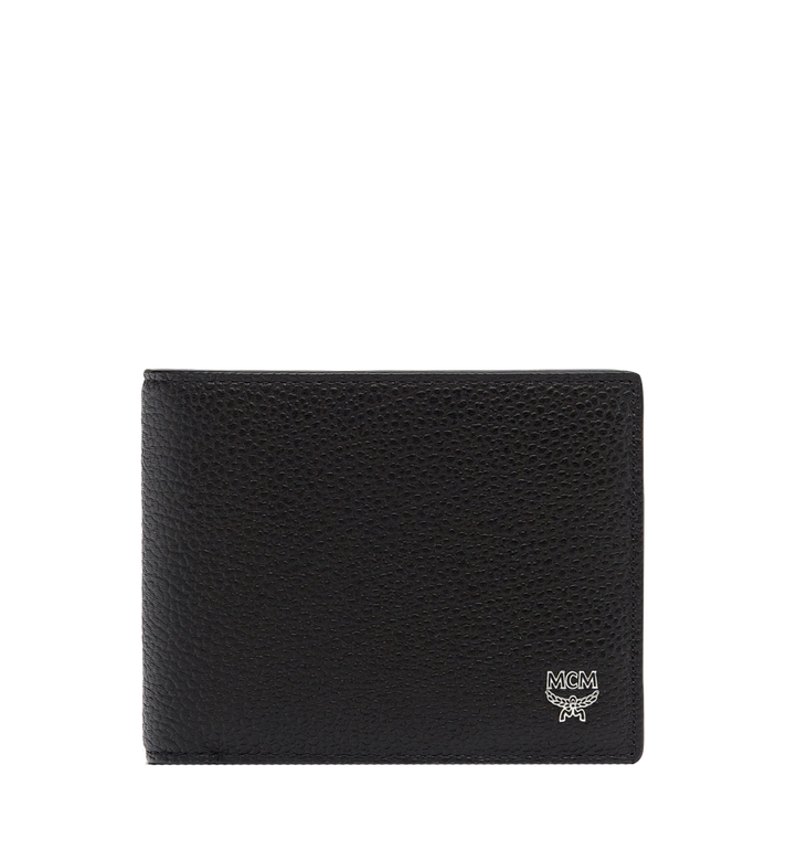 MCM Ottomar Bifold Wallet in Grained Leather Alternate View
