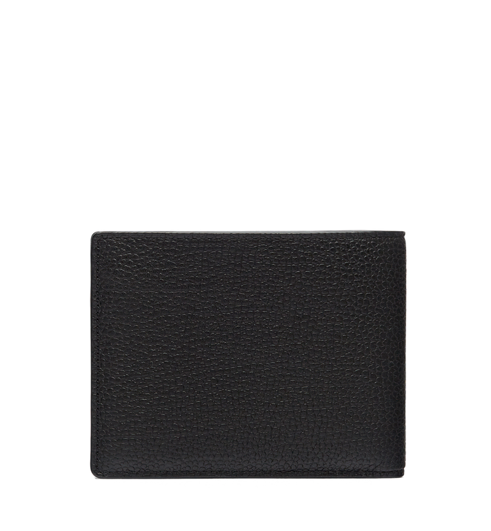 MCM Ottomar Bifold Wallet in Grained Leather Alternate View 3
