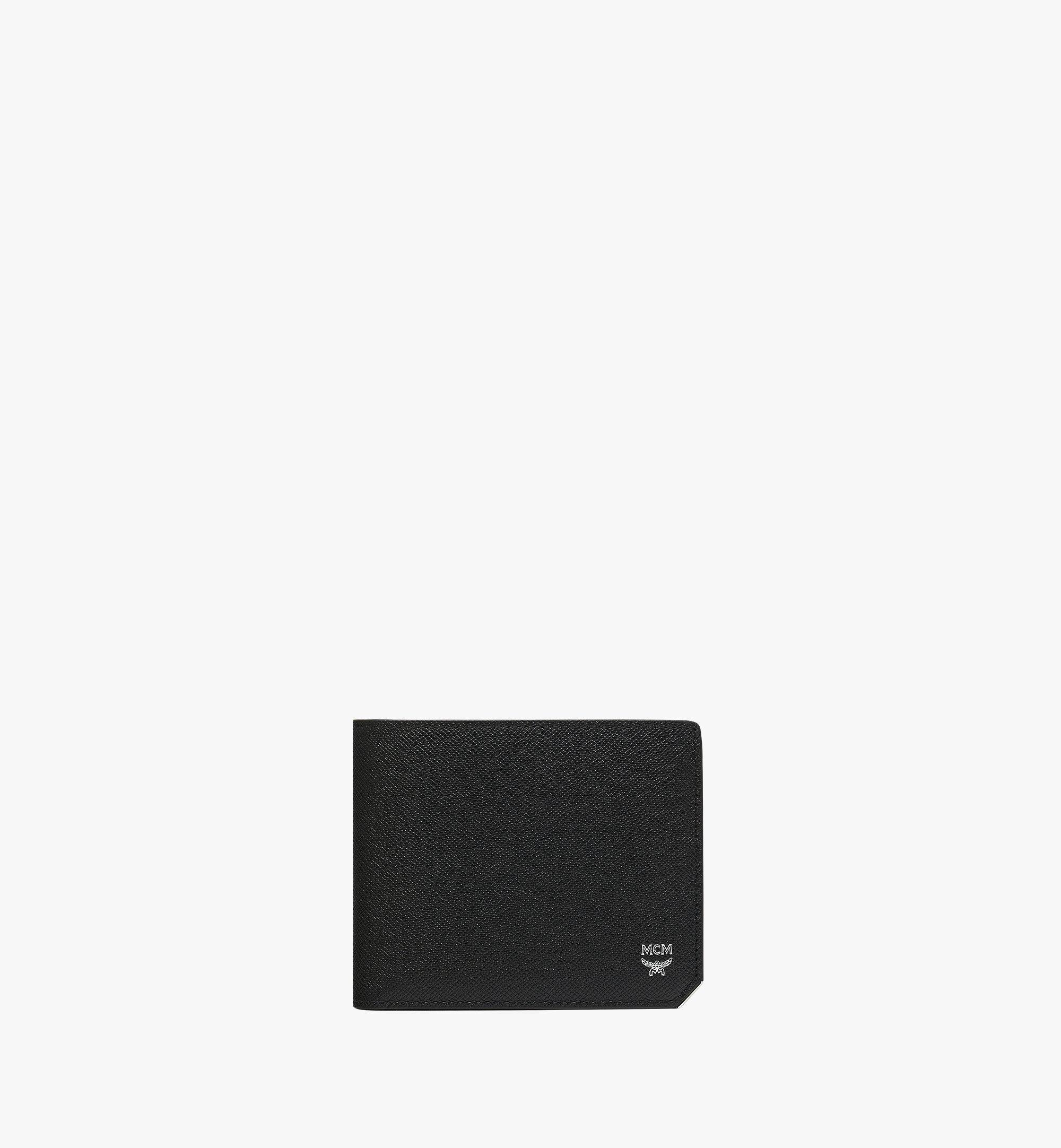 MCM 뉴브릭 엠보싱 레더 카드케이스 2단 지갑 Black MXS8ALL52BK001 Alternate View 1