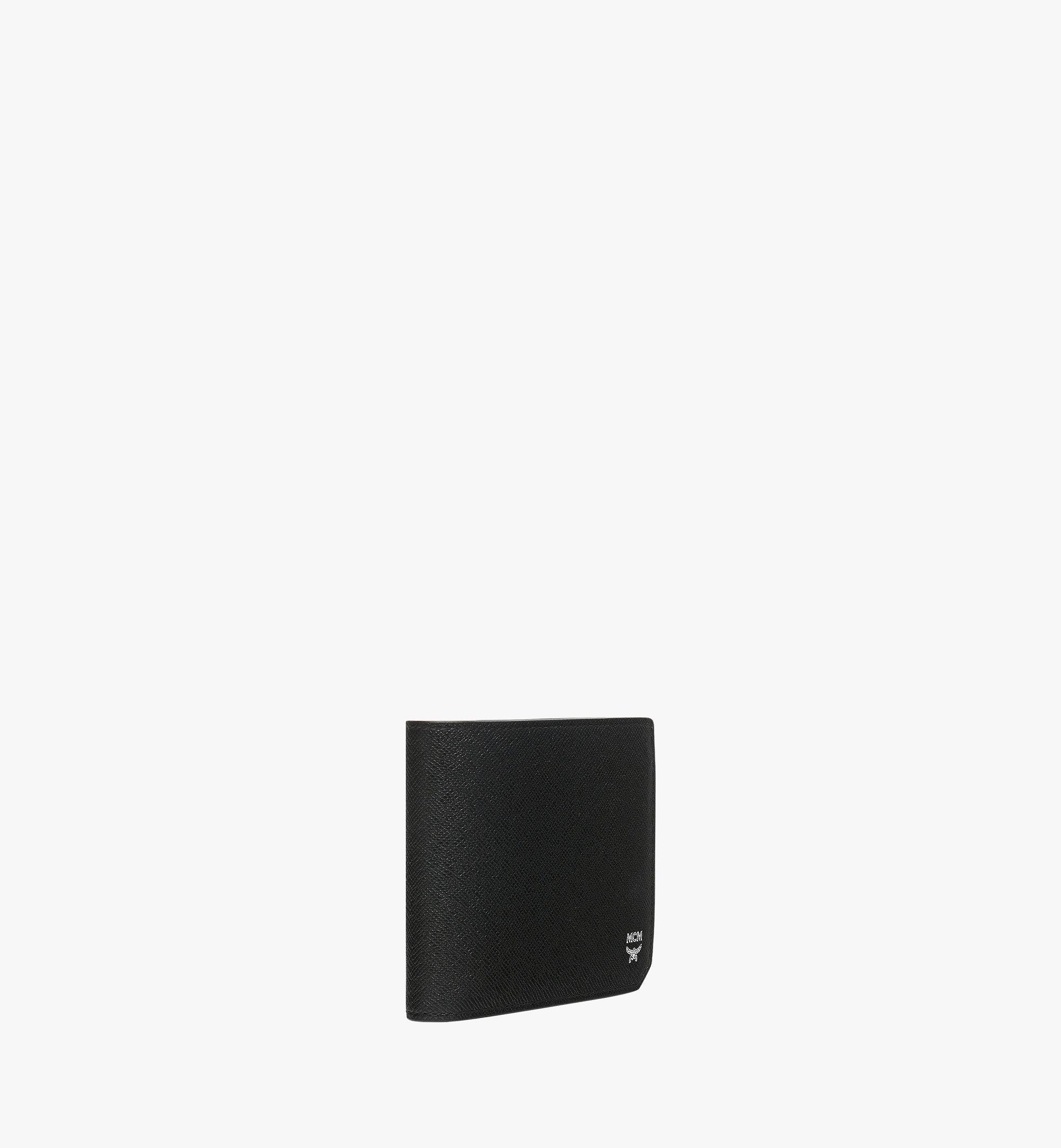 MCM 뉴브릭 엠보싱 레더 카드케이스 2단 지갑 Black MXS8ALL52BK001 Alternate View 2
