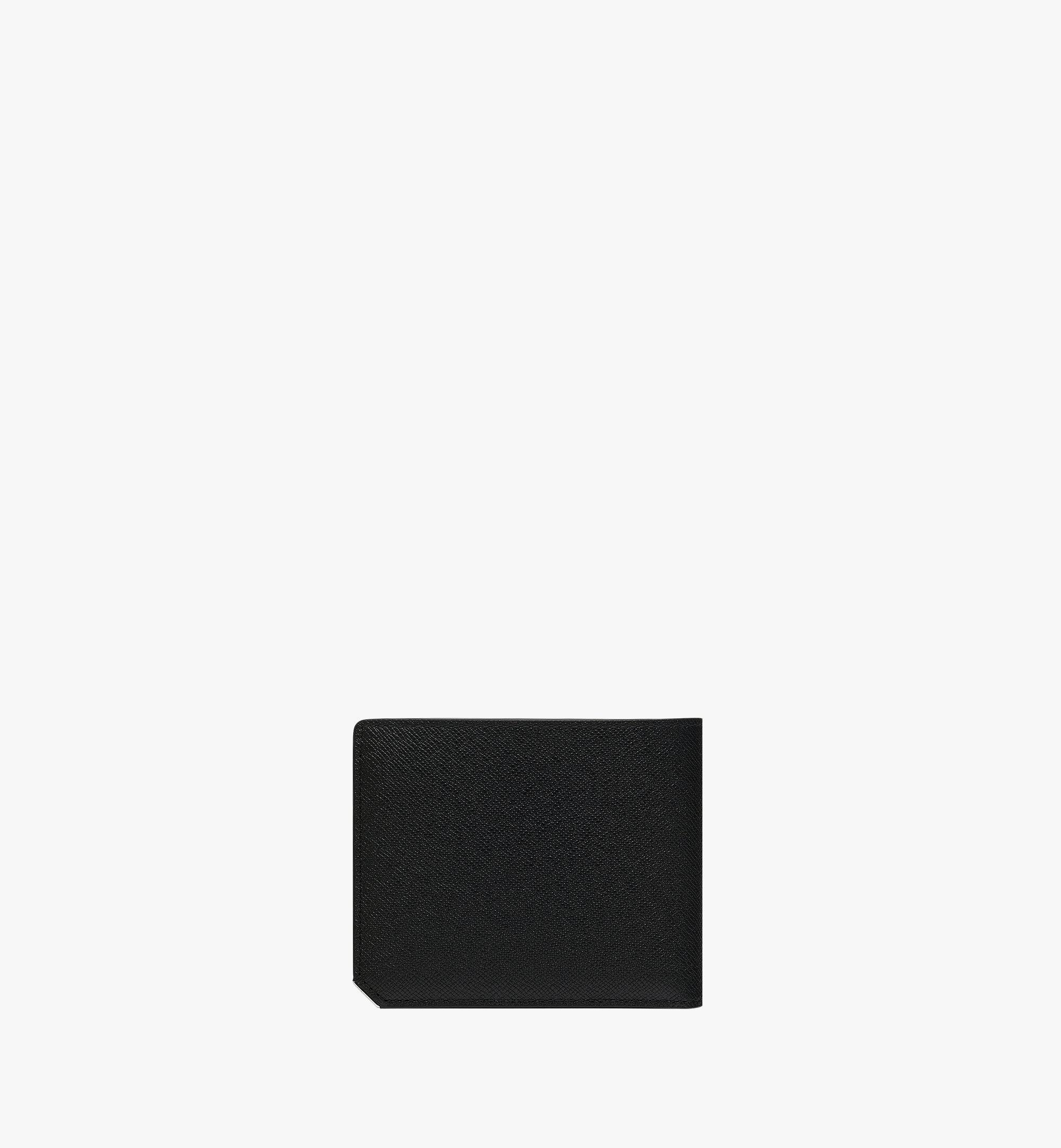 MCM 뉴브릭 엠보싱 레더 카드케이스 2단 지갑 Black MXS8ALL52BK001 Alternate View 3