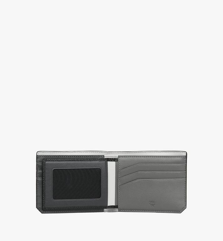 MCM 뉴브릭 엠보싱 레더 카드케이스 2단 지갑 Black MXS8ALL52BK001 Alternate View 4
