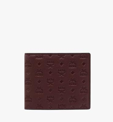 Bifold Wallet in Monogram Leather