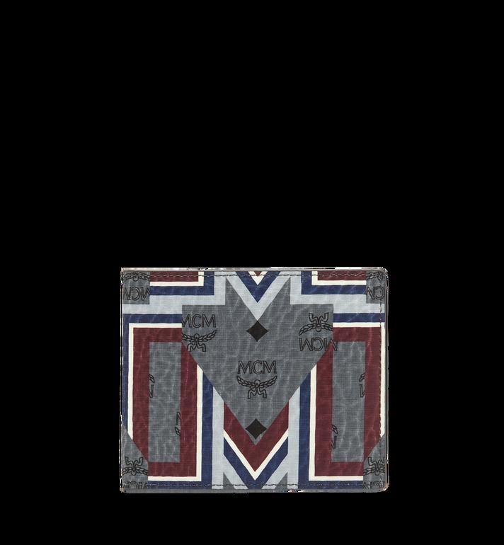 MCM Bifold Wallet in Gunta M Visetos MXS8AVE63EP001 AlternateView