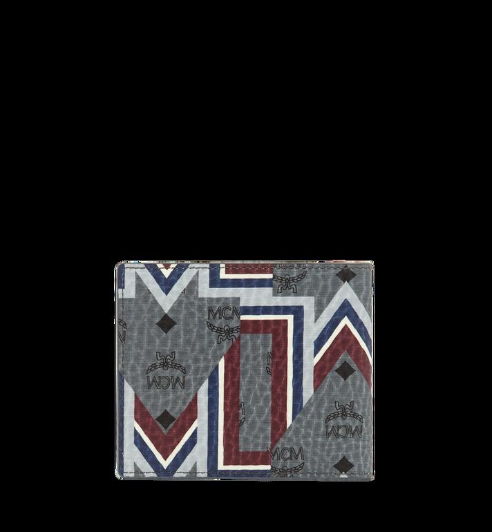 MCM Bifold Wallet in Gunta M Visetos MXS8AVE63EP001 AlternateView3