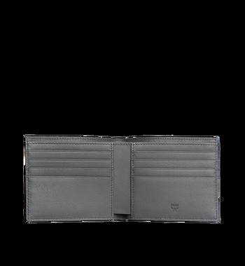 MCM Bifold Wallet in Gunta M Visetos MXS8AVE63EP001 AlternateView4
