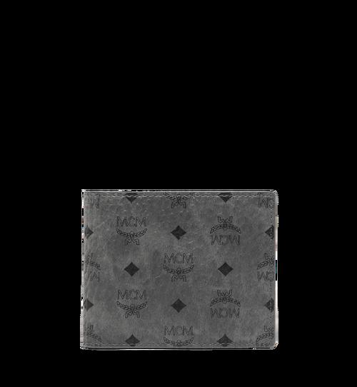 Gefaltete Brieftasche mit Kartenfach aus Visetos Original