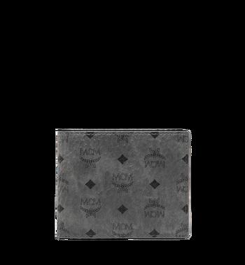MCM Bifold with Card Case in Visetos Original MXS8AVI35EP001 AlternateView