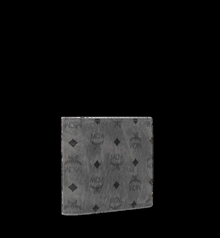 MCM Bifold with Card Case in Visetos Original Alternate View 2