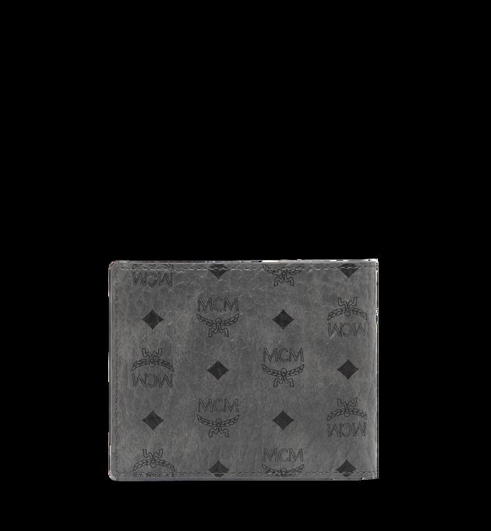 MCM Bifold with Card Case in Visetos Original MXS8AVI35EP001 AlternateView3